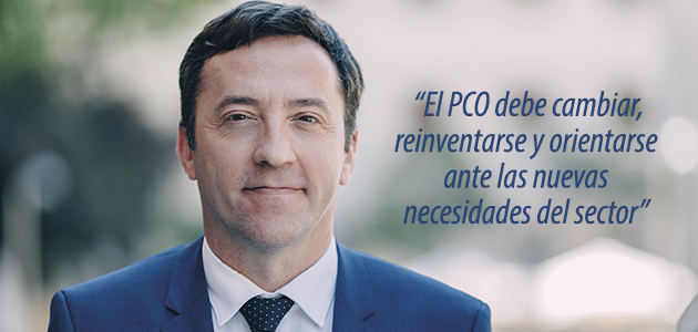 Entrevista a Ricardo Domínguez, director gerente de la Fundación Patrimonio Comunal Olivarero