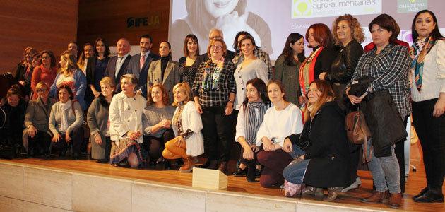 Puesta de largo de la Asociación de Mujeres de Cooperativas Agro-alimentarias en Jaén