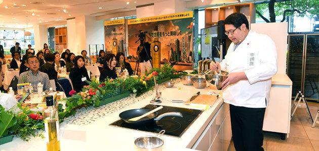Asia, destino prioritario para el aceite de oliva