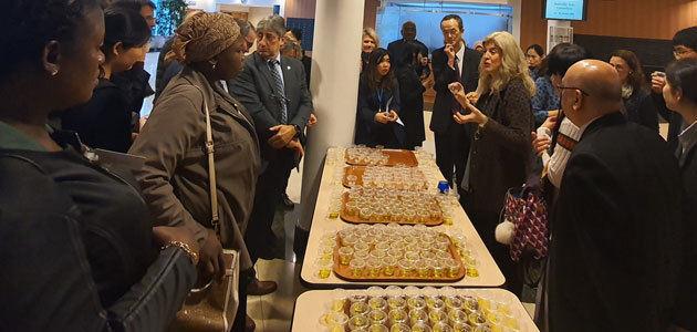 El COI fortalece su colaboración con la Organización Mundial de Aduanas
