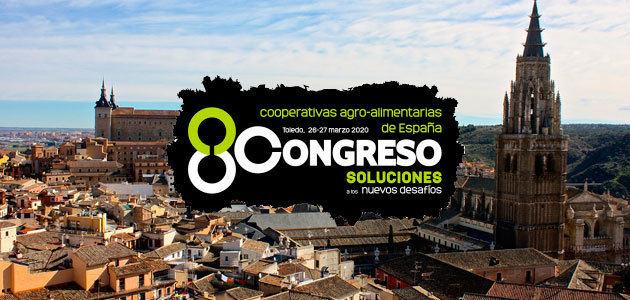 Toledo acogerá en marzo el 8º Congreso Nacional de Cooperativismo Agroalimentario