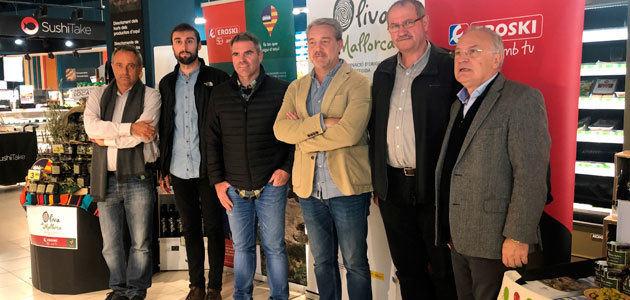 Presentada la primera aceituna de mesa de la campaña 2019/20 de la DOP Oliva de Mallorca