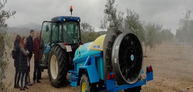 El Grupo Operativo del ceiA3 Dosaolivar planifica la interacción con agricultores