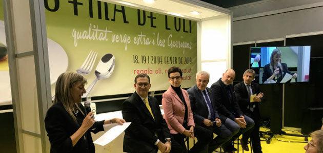 Abierto el plazo de inscripción para la 57ª Fira de l'Oli i Les Garrigues