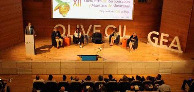GEA organizará el XIII Encuentro de Maestros y Responsables de Almazara el 19 de septiembre en Ifeja