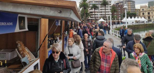 Miles de asturianos disfrutan del AOVE jiennense