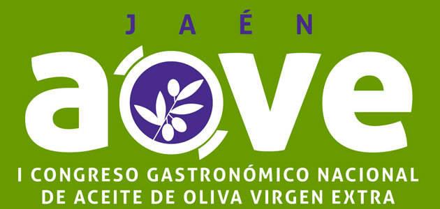 Jaén AOVE, eI I Congreso Gastronómico Nacional de Aceite de Oliva Virgen Extra