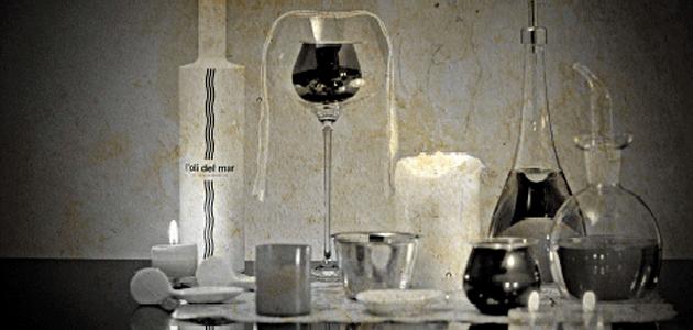 Los santos oleos: aceite, cuerpo y alma