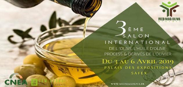 Argelia, un país atractivo para la industria oleícola