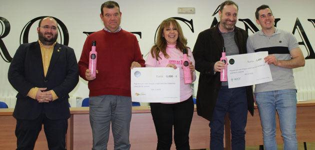 Nueva entrega de fondos solidarios de Oro de Cánava para la investigación contra el cáncer