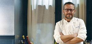 Pedro Sánchez (chef de Bagá): 'El picual de Jaén es el mejor aceite del mundo'