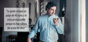 Entrevista a Pepe Rodríguez Rey, chef de El Bohío