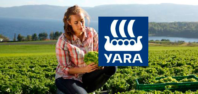 Yara lanza una nueva línea de fertilizantes NPK solubles para aplicar a través del riego